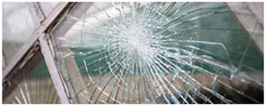 Wombourne Smashed Glass